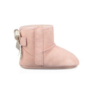 UGG I Jesse Bow II Girl's Casual Boot Baby Pink