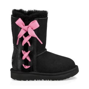 UGG T Pala Girl's Casual Boot Black