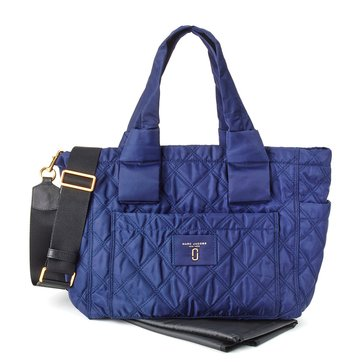 Marc Jacobs Nylon Knot Baby Bag Midnight Blue