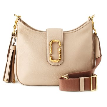 Marc Jacobs Interlock Small Hobo Taupe