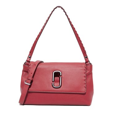 Marc Jacobs Noho Shoulder Bag Russet Brown