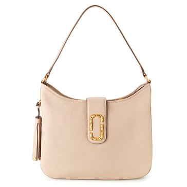 Marc Jacobs Interlock Hobo Taupe