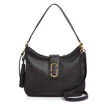 Marc Jacobs Interlock Hobo Black