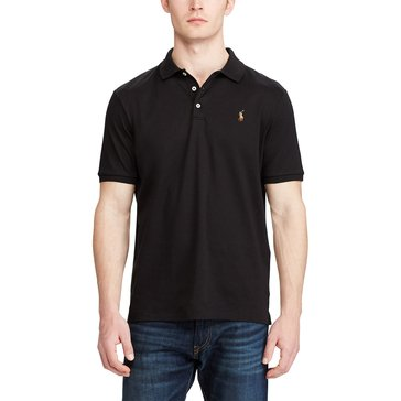 Polo Ralph Lauren Short Sleeve Pima Soft Touch Classic Fit Polo