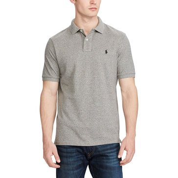 PPolo Ralph Lauren Men's Short Sleeve Mesh Classic Fit Polo