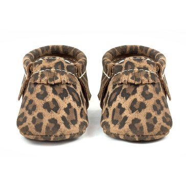 Freshly Picked Moccasins, Leopard, Size 1