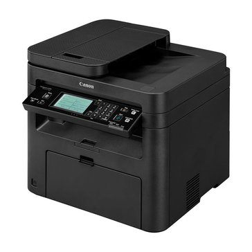 Canon - 4-in-1 Multi-Function Laser Printer - Direct Wireless - Color Touch-Panel LCD - MF247DW