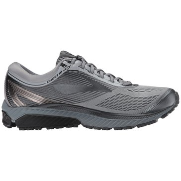 Brooks Ghost 10 Men's Running Shoe - Primer Grey / MetCharcoal / Ebony