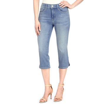 Not Your Daughter's Jeans Ariel Crop Pant in Manhattan Wash