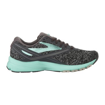 Brooks Launch 4 Women's Running Shoe - Anthracite / Beach Glass / Silver