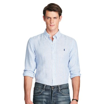 Polo Ralph Lauren Men's Linen Sport Shirt