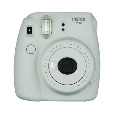 Fuji Instax Mini 9 Camera - Smokey Grey