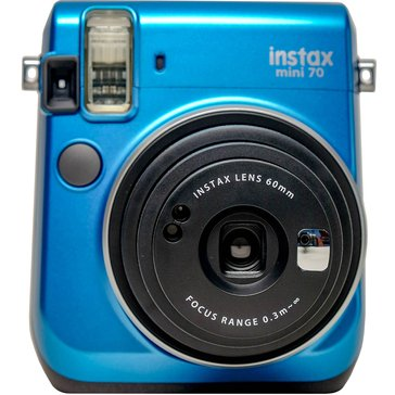 Fuji Instax Mini 70 Camera -Blue