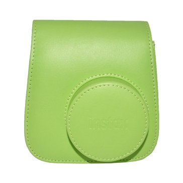 Fuji Instax Mini 9 Camera Case - Lime Green
