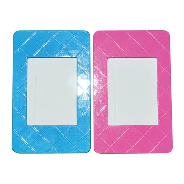Fuji Instax 2 Pack Picture Frame Pink/Blue