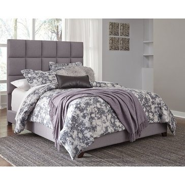 Signature Design by Ashley Contemporary Upholstered Beds Queen Upholstered Bed (B130-381)