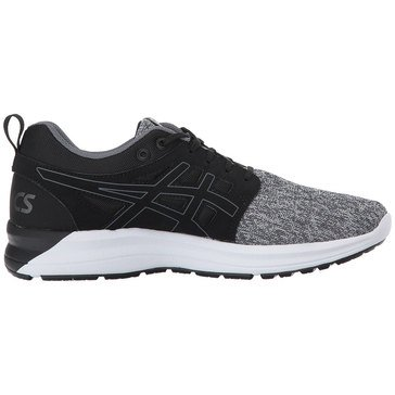 Asics Torrance Men's Running Shoe - Mid Grey / Black / Carbon