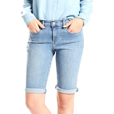 Levi's Women's Bermuda Short Flower Dey