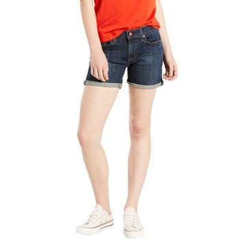 Levi's Women's Mid Length Short Warmer Days