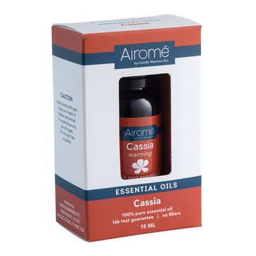 Airome Cassia Essential Oil, 15 ml
