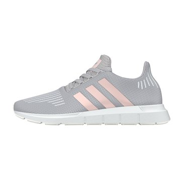 adidas Swift Run Women's Running Shoe - GreyTwo / IceyPink / FootwearWhite