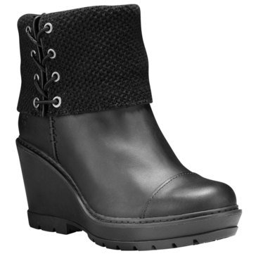 Timberland Kellis Women's Mid Fold Down Boot Black