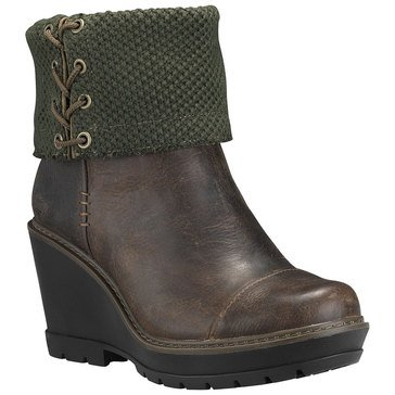 Timberland Kellis Women's Mid Fold Down Boot Olive