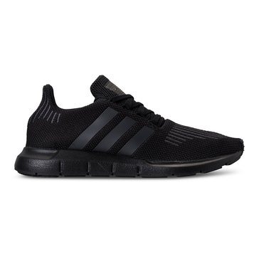 adidas Swift Run Men's Running Shoe - Core Black / Utility Black