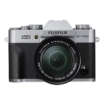 Fuji XT20 Mirrorless Military Appreciation Bundle