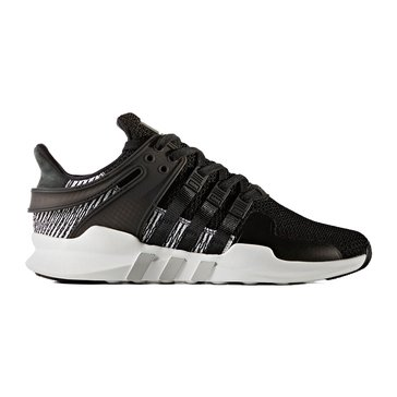 adidas EQT Support ADV Men's Running Shoe - Core Black / Core Black / Footwear White