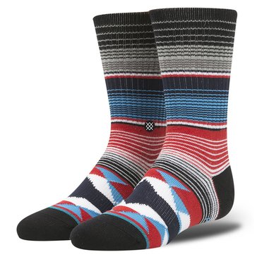 Stance Little Boys' San Lucan Crew Socks, Multicolor