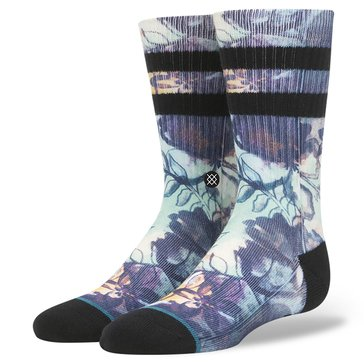 Stance Little Boys' Durango Crew Socks, Multicolor