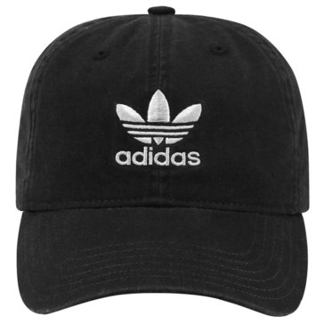 Adidas Men's Originals Relaxed Cap - Black