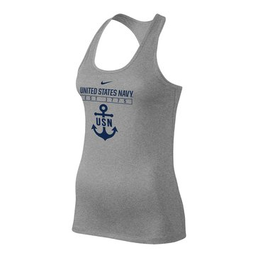 Nike Ladies U.S. Navy & Anchor Balance Tank