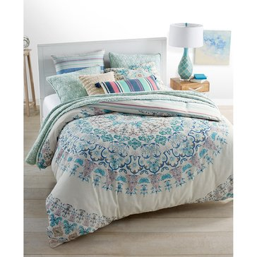 Martha Stewart Whim Collection Full Moon Comforter Set - Twin