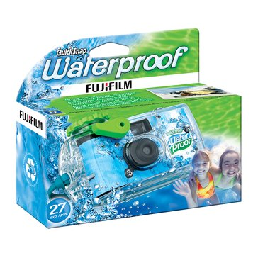 Fuji QuickSnap Waterproof 800 Camera
