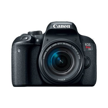 Canon EOS Rebel T7I DSLR W/EF-S 18-55MM IS STM, 1894C002
