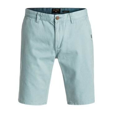 Quiksilver Men's Everyday Chino Shorts - Stone Blue