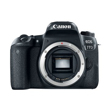 Canon EOS 77D Kit  Body Only, 1892C001