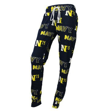 Concepts Sport Women's Navy Custom Fabric Sweep Pants