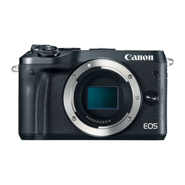 Canon EOS M6  Body Only- (1724C001)