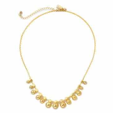 Kate Spade Gold Tone 'Golden Girl' Mini Necklace