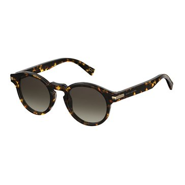 Marc Jacobs Women's Round Sunglasses