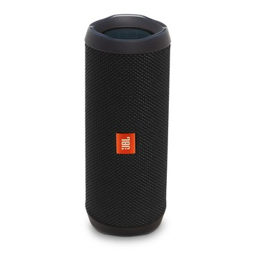 JBL Flip 4 Splashproof Wireless Speaker Black