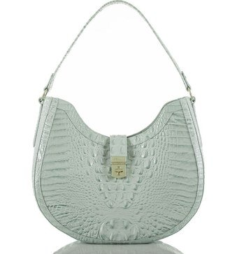 Brahmin Bethany Shoulder Bag Sea Glass Melbourne