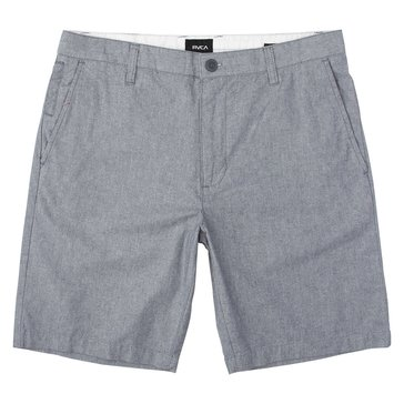 RVCA Men's That'll Walk Oxford Shorts - Midnight
