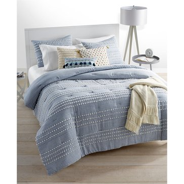 Martha Stewart Whim Collection Connect The Dots Comforter Set - Twin