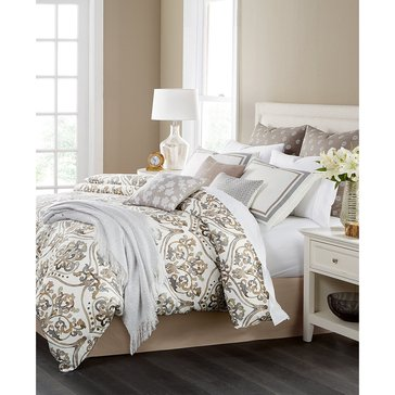 Martha Stewart Collection Victoria 14-Piece Comforter Set - Queen