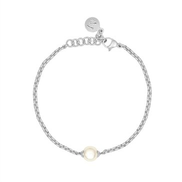 Majorica 8mm White Simulated Pearl Bracelet