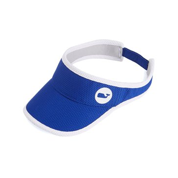 Vineyard Vines Women's Performance Visor in Royal
